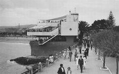 Cap Ducal, Viña del Mar, 1940