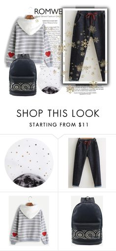 """""""ROMWE 4/VI"""" by saaraa-21 ❤ liked on Polyvore featuring Lollipop and romwe"""
