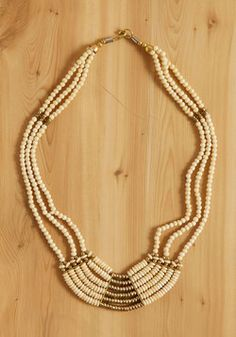 Vintage Goddess of Rock Necklace, #ModCloth