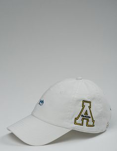 Hat - Appalachian State  - White