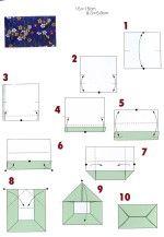 Useful Origami Envelope