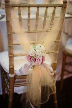 Añade romanticismo y magia a tu boda con tul