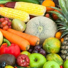 Cut Stroke Risk with Fruits & Veggies