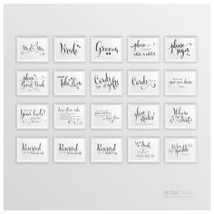 Largest online supplier of wholesale wedding supplies, personalized wedding decorations, personalized favors, DIY wedding centerpieces and DIY party supplies. Wedding Favors, Party Favors, Wedding Designs, Wedding Ideas, Wedding Supplies Wholesale, Wedding Signage, Party Signs, Unique Weddings, Chalkboard