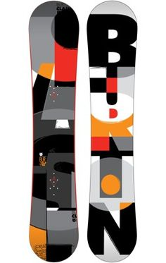 a snowboard that actually has decent graphics