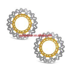 89.00$  Watch now - http://alifnx.worldwells.pw/go.php?t=32687274853 - New Motorcycle Front  Rotor Brake Disc For Yamaha YZF/XJ/TDM/FZS/FJR/XJR/XV/BT 1100 P/R/S/T/V Bulldog 02-06