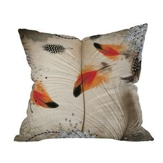 Feather Dance Pillow!!!