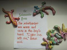 FIAR: The Salamander Room