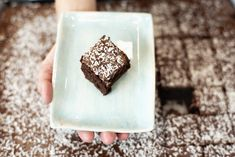 Skikkelig saftig sjokoladekake i langpanne