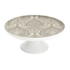 Have to have it. Echo Design Latika Driftwood Cake Plate - $29.99 @hayneedle