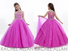 Wholesale cheap girl's pageant dresses online, sweep train - Find best high quality 2015 ball gown crew girl's pageant dresses applique rhinestone beads tulle brush train new design cheap flower girl gowns 1561 at discount prices from Chinese girl's pageant dresses supplier on DHgate.com.