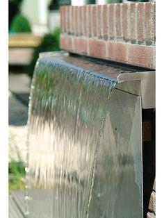 60cm - Cascade Lame d'eau en Acier Inoxydable 149,99€