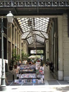 Galleria Orfeos, Arsakio, Stadiou Str., Athens