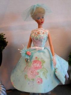 OOAK-Silkstone-Barbie-Vintage-Handmade-Fashion-Royalty-Poppy-Parker-by-Mary