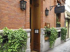 Recomendación de un #restaurante en #Madrid #FueradeCarta #Gastronomía #Lateral