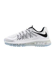 Nike: Air Max 2015 (White/Black)