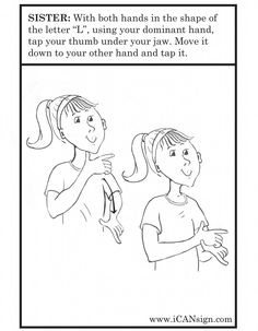 Sign Language Flash Cards Printable  Signing    Sign