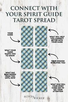 Tarot Card Spreads, Tarot Cards, Witch Spell Book, Tarot Astrology, Oracle Tarot, Tarot Card Meanings, Spirit Guides, Tarot Decks, Book Of Shadows
