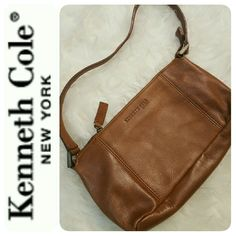 Kenneth Cole Ny Leather Purse
