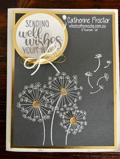 Art With Heart Colour Creations Blog Hop: Week 2 Basic Gray - What Cathy Made