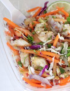 Better Homemade: Trader Joe's 220-Calorie Citrus Chicken Salad