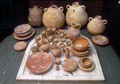1000 images about pre 1600s ceramic cookware on pinterest for Ancient roman cuisine history
