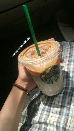 Food N, Good Food, Food And Drink, Yummy Food, Starbucks Drinks, Starbucks Iced Coffee, Fake Instagram, Snap Food, I Want Food