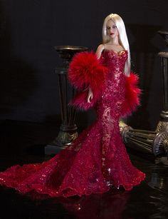 Haute Valentine full2 | by Madeleine Rose Couture