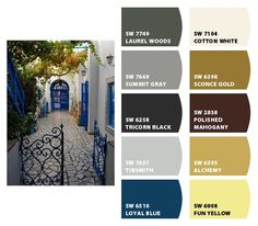 Beauti-Tone Color: 1) Trans Atlantic CD043 Designer Classic Colours 2) Mustn't Forget 6H1-5 Alluring 3) Imperial 4) Seared Tuna 6L1-3 Alluring 5) Enigma 736 Blue Collection 6) Focus 917 Yellow Collection 7) Gingerbread 4H3-8 Enriching 8) Carob ND020 Designer White & Neutral 9) Nootka HD015 Designer Heritage Colours 10) Cupcake 1l1-4 Inviting
