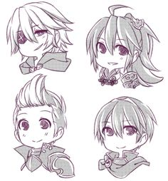 Zero/Niles, Subaki, Cyrus/Silas(apart from Corrin genuinely seems to be the best guy ever), and Leon/Leo