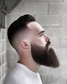 Pin En Barba Y Cejas