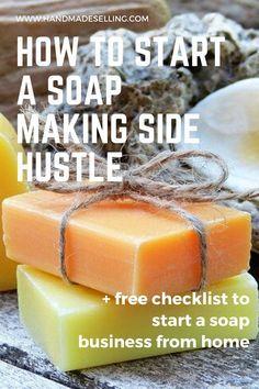 Handmade Soap Recipes, Soap Making Recipes, Handmade Soaps, Making Bar Soap, Diy Soaps, Homemade Soap Bars, Homemade Paint, Homemade Beauty Products, Back To Nature