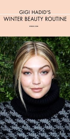 Gigi Hadid talks date night makeup, skin and lip saviors, and more beauty secrets (via @byrdiebeauty)
