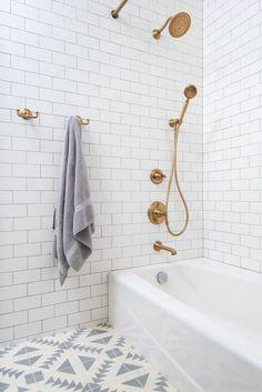 Caitlin Wilson | Bathroom Trend Alert: Pattern