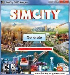 simcity 5 key generator free download