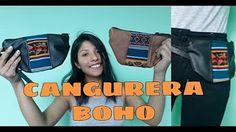 Cangurera!!! Bolso HAZLA TU MISM@!!!! :P - YouTube
