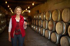 Corlea Fourie - Winemaker