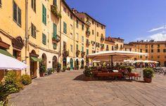 Tuscany lucca