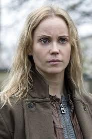 Sofia Helin as Saga Noren (Bron, The Bridge)