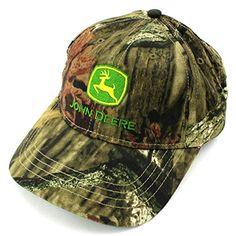 John Deere Toddler Youth Baseball Cap Hat (Mossy Oak JD Logo) John Deere   yankeetoybox  johndeere Kids 6af1192cb17