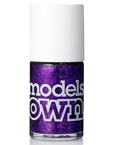 Models Own Nail Varnish in 'Purple Haze'