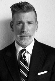 Nick Wooster -- look at that 'stache