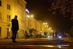Nocny spacer - Bialystok
