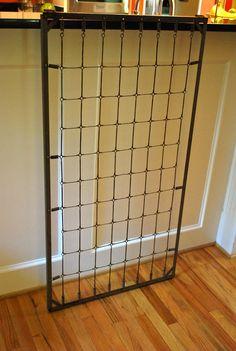 Hanging Crib Frame