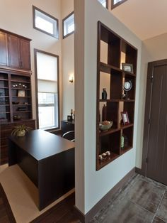 Home Office Room Divider