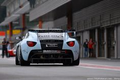 Aston Martin V Zagato Race Car  Modena Motorsport Trackdays | http://www.carpicfinder.com/image/1604/Aston_Martin_V_Zagato_Race_Car__Modena_Motorsport_Trackdays/