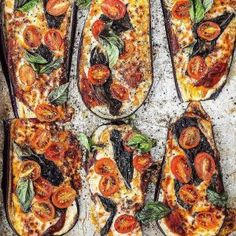 HEALTHY EGGPLANT PIZZA – Weight Watchers Recipes