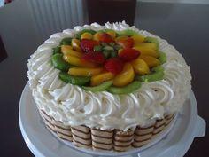 PASTELES AL ESTILO FRUTART on Pinterest | Pastel De Chocolates ...