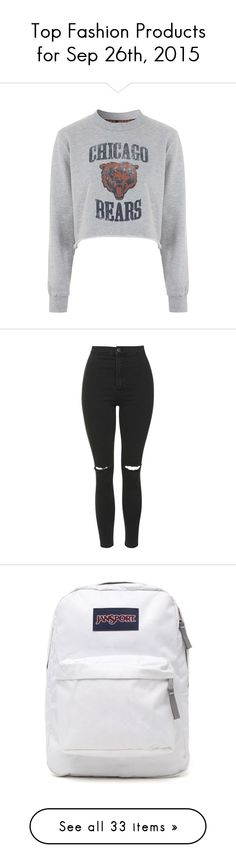 """""""Top Fashion Products for Sep 26th, 2015"""" by polyvore ❤ liked on Polyvore featuring tops, hoodies, sweatshirts, sweaters, jumpers, shirts, grey, grey shirt, grey crop top and sweatshirt crop top"""