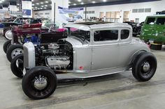2016 Grand National Roadster Show Rat, Traditional, Primered or Patina but Call 'em Hot Rods…all 139 of 'em